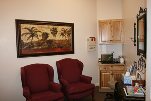 Medical exam room